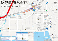 Kii-Katsuura-station Map